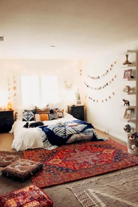 Wall bedroom design ideas that unique 27