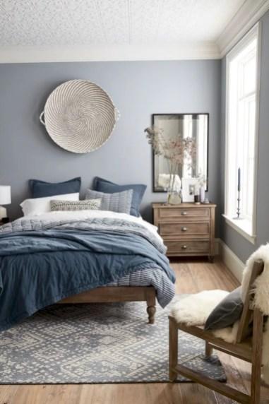 Wall bedroom design ideas that unique 35