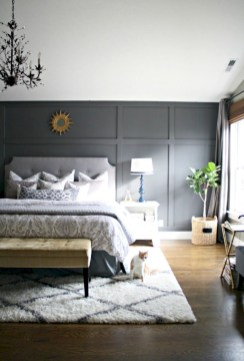 Wall bedroom design ideas that unique 38