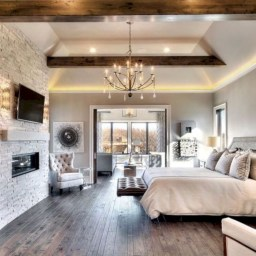 Wall bedroom design ideas that unique 42