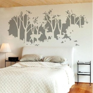Wall bedroom design ideas that unique 47