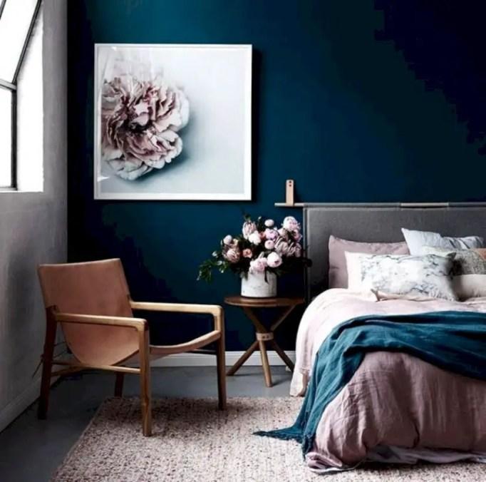 Wall bedroom design ideas that unique 48
