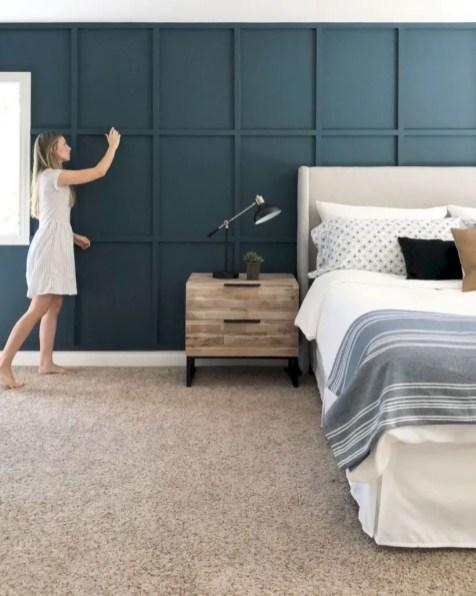 Wall bedroom design ideas that unique 52