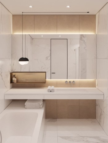 Amazing bathroom design ideas 46