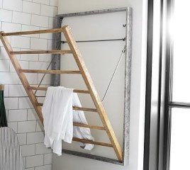 Diy drying place design ideas 35