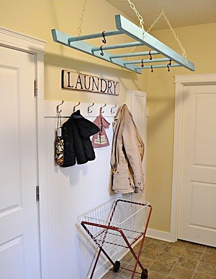 Diy drying place design ideas 43