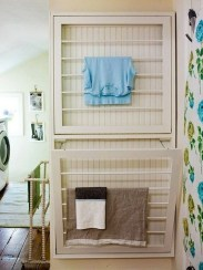 Diy drying place design ideas 50