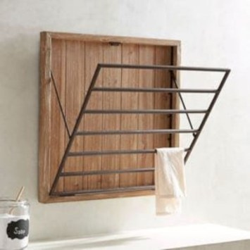 Diy drying design ideas that you can try in your home 06
