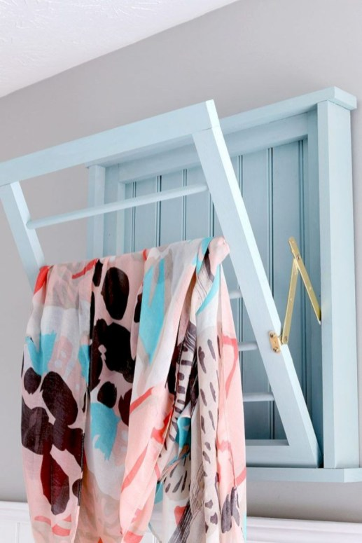 Diy drying design ideas that you can try in your home 08