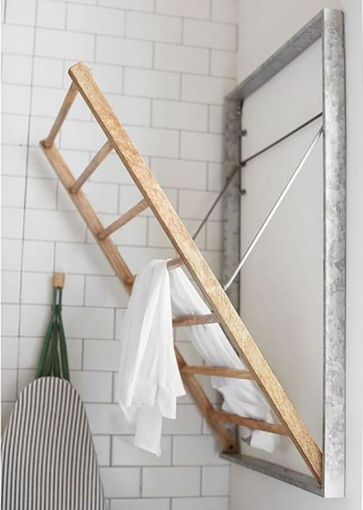 Diy drying design ideas that you can try in your home 48