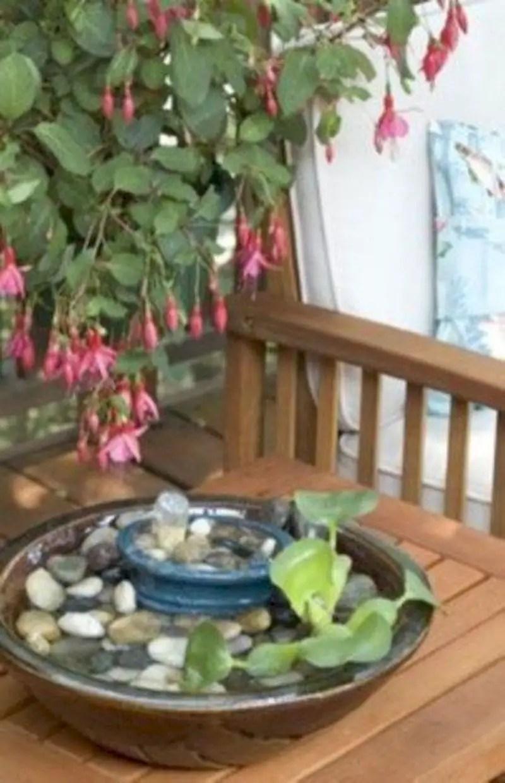 Indoor water garden ideas that fresh your room 15