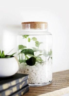 Indoor water garden ideas that fresh your room 55