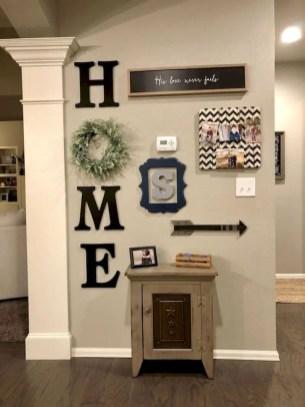 Inspiring living room wall design ideas 17