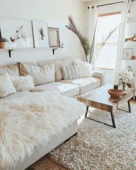 Inspiring living room wall design ideas 27
