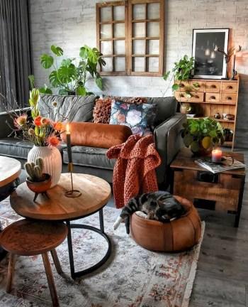 Inspiring living room wall design ideas 53