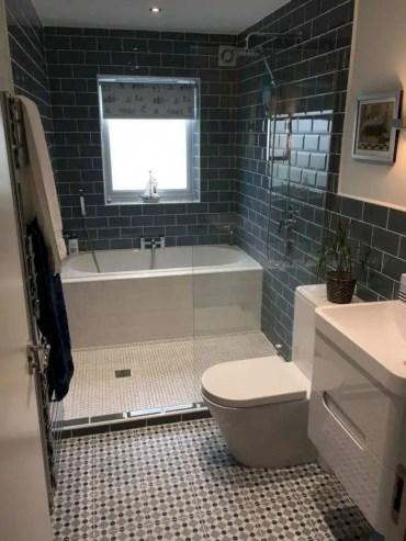 Inspiring small bathroom design ideas in apartment 21