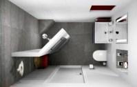 Inspiring small bathroom design ideas in apartment 39
