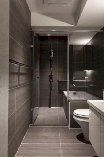 Inspiring small bathroom design ideas in apartment 41