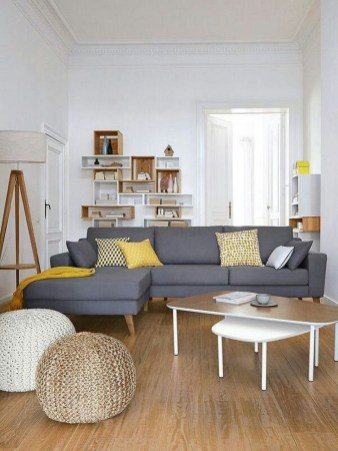 Livingroom design ideas to make look confortable for guest 06