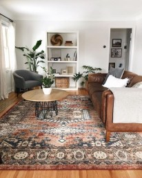Livingroom design ideas to make look confortable for guest 18