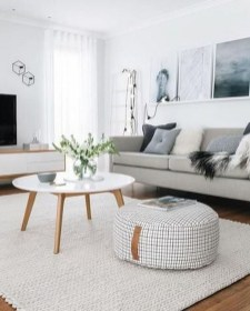 Livingroom design ideas to make look confortable for guest 38