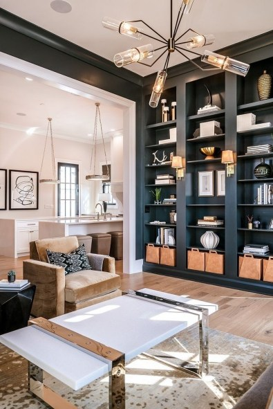 Livingroom design ideas to make look confortable for guest 48