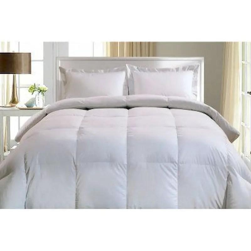 Luxury bedroom design ideas with goose feather 08