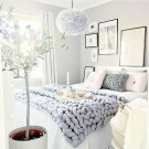Luxury bedroom design ideas with goose feather 50