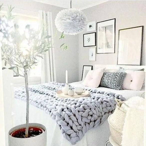 Luxury bedroom design ideas with goose feather 50