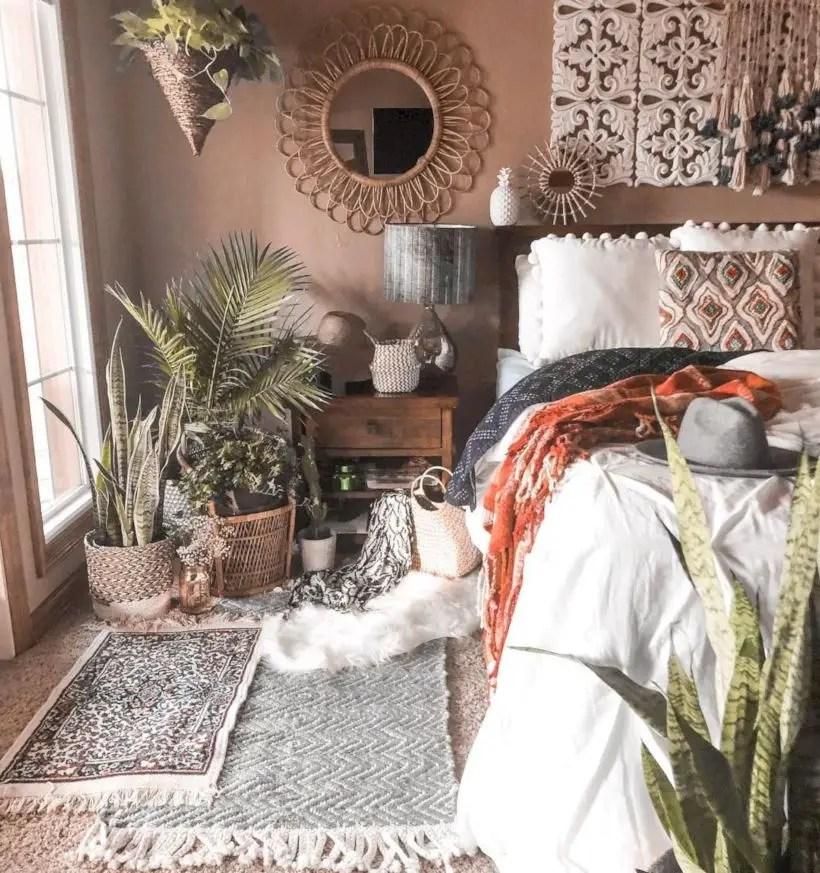 Romantic bedroom decorating ideas in your apartment 05