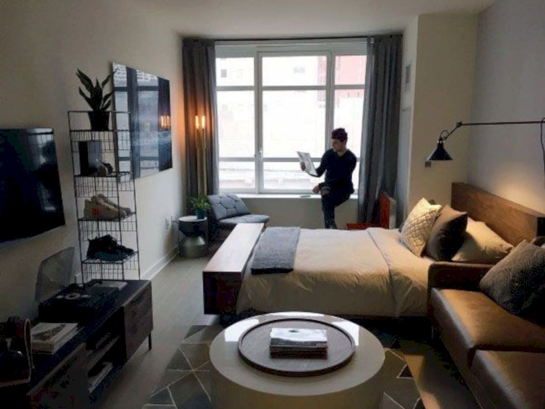 Romantic bedroom decorating ideas in your apartment 12