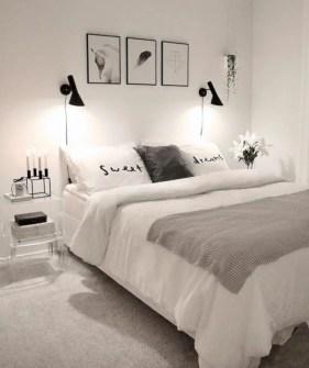 Romantic bedroom decorating ideas in your apartment 19