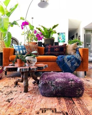 Spring living room design ideas that you can copy right now 15