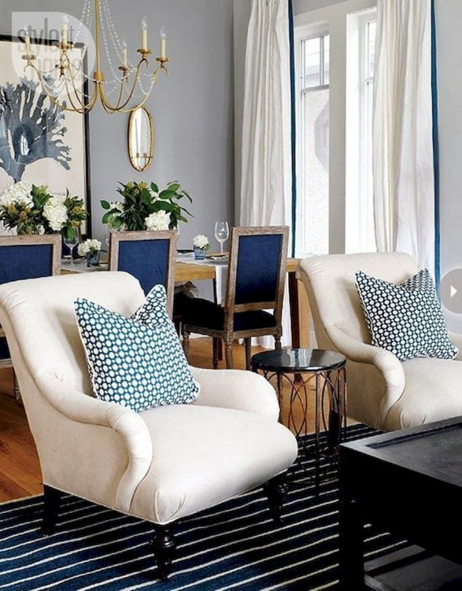 Spring living room design ideas that you can copy right now 17