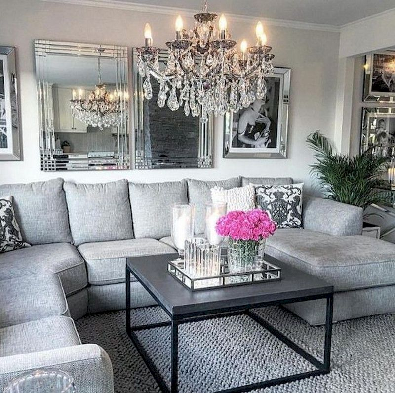 Spring living room design ideas that you can copy right now 22