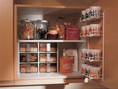 The best kitchen appliance storage rack design ideas 02