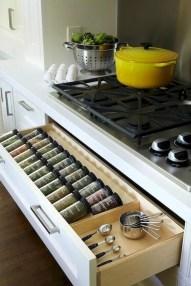 The best kitchen appliance storage rack design ideas 18