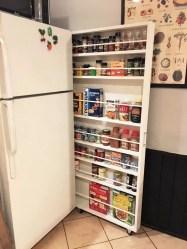 The best kitchen appliance storage rack design ideas 35