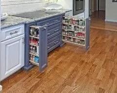 The best kitchen appliance storage rack design ideas 42