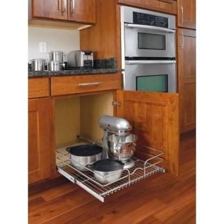 The best kitchen appliance storage rack design ideas 43