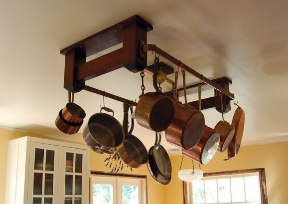 The best kitchen appliance storage rack design ideas 52