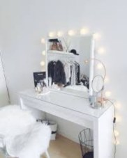 The best makeup table design ideas that you must copy right now 07