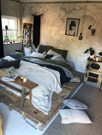 Unique bedroom design ideas that look awesome 17