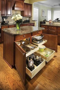 Your dream kitchen decorating ideas 32