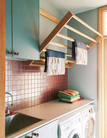 Drying rack design ideas that you can try 01