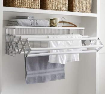 Drying rack design ideas that you can try 05