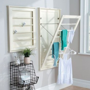 Drying rack design ideas that you can try 14