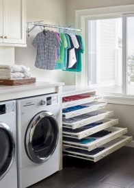 Drying rack design ideas that you can try 26