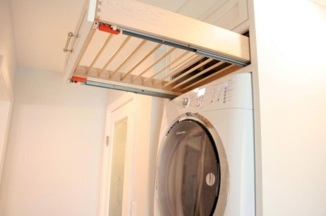Drying rack design ideas that you can try 29