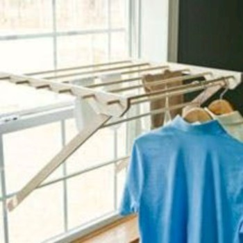 Drying rack design ideas that you can try 45